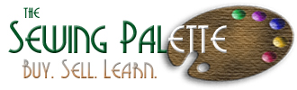 Sewing Palette logo