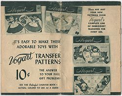 Vogart Fall 1946 catalog ad